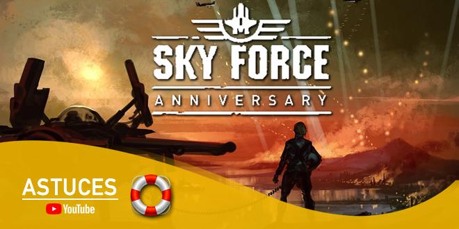 Sky Force Anniversary Succès Contre toute attente