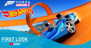 DLC Hot Wheels – Forza Horizon 3 | First Look Xbox One