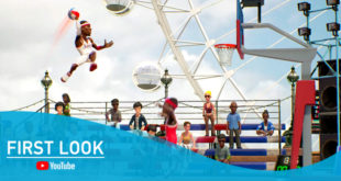 NBA Playgrounds | First Look Xbox One