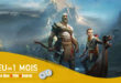 1 Jeu = 1 Mois : Avril 2018 | God of War