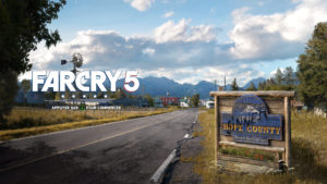 FarCry 5 Hope County