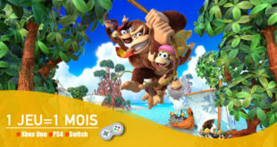 1 Jeu = 1 Mois : Mai 2018 | Donkey Kong Country Tropical Freeze