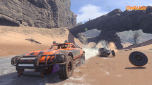 ONRUSH et son mode Photo