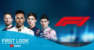 F1 2018 détaillé en vidéo | First Look Xbox One